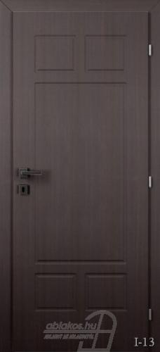 beltéri ajtó minta