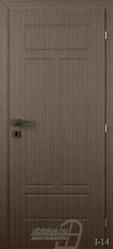I14 beltéri ajtó minta