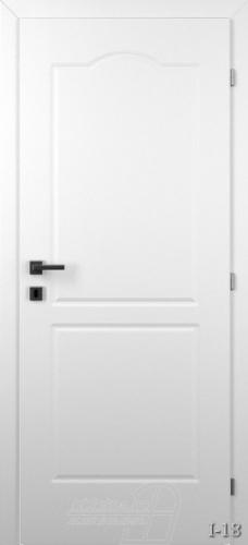 I18 beltéri ajtó minta