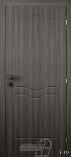 I19 beltéri ajtó minta