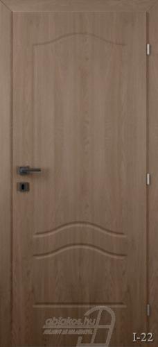 I22 beltéri ajtó minta