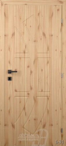 I31 beltéri ajtó minta