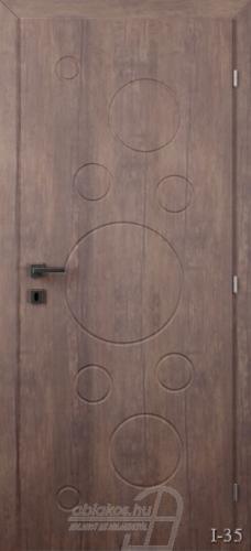 I35 beltéri ajtó minta