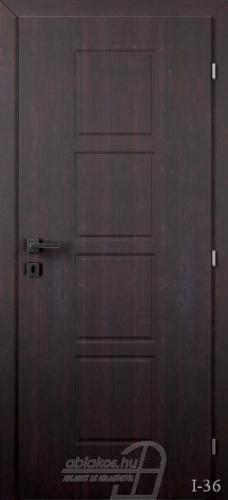 I36 beltéri ajtó minta