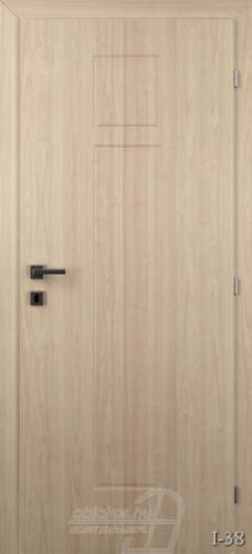 I38 beltéri ajtó minta
