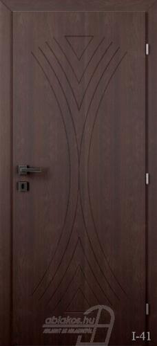 I41 beltéri ajtó minta