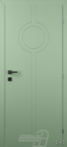 I42 beltéri ajtó minta
