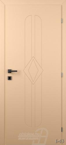 I43 beltéri ajtó minta
