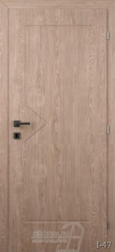 I47 beltéri ajtó minta