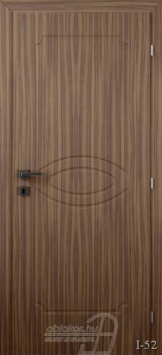 I52 beltéri ajtó minta