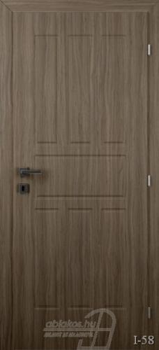 I58 beltéri ajtó minta