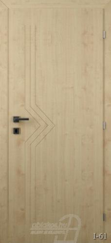 I61 beltéri ajtó minta