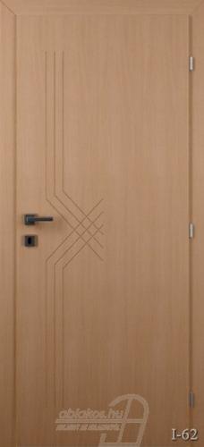 I62 beltéri ajtó minta