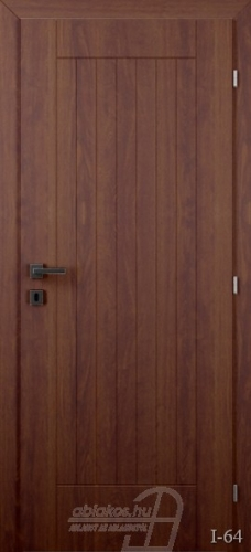 I64 beltéri ajtó minta