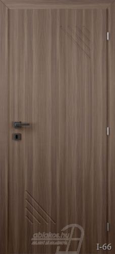 I66 beltéri ajtó minta