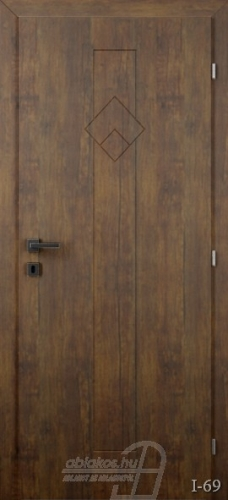I69 beltéri ajtó minta