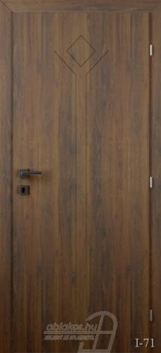 I71 beltéri ajtó minta
