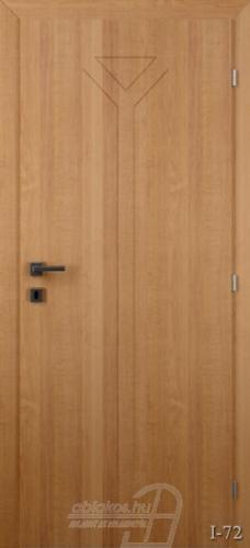 I72 beltéri ajtó minta