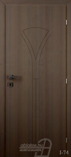 I74 beltéri ajtó minta