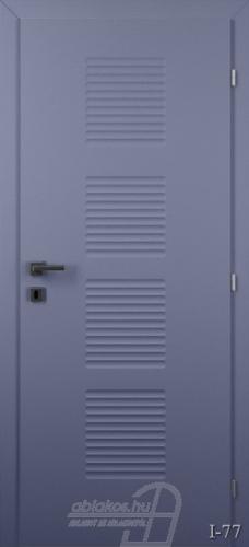I77 beltéri ajtó minta