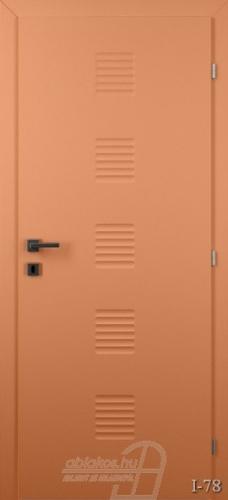 I78 beltéri ajtó minta
