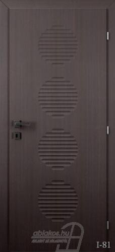 I81 beltéri ajtó minta