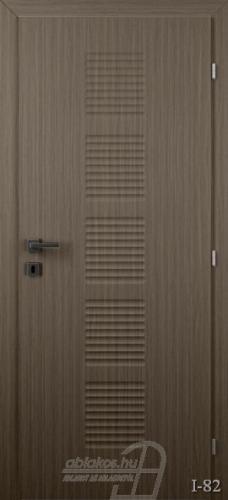 I82 beltéri ajtó minta
