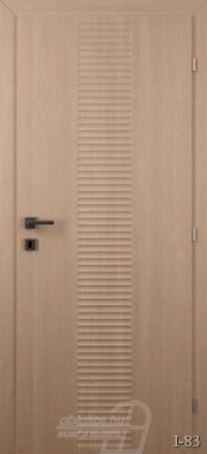 I83 beltéri ajtó minta