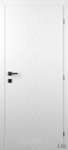 I86 beltéri ajtó minta