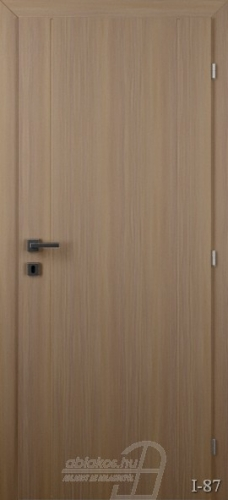 I87 beltéri ajtó minta