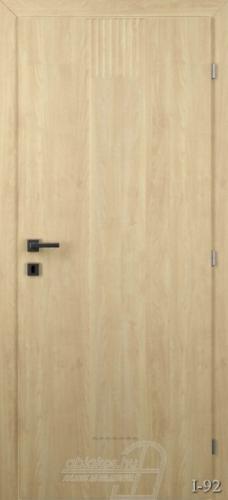I92 beltéri ajtó minta