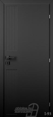I93 beltéri ajtó minta