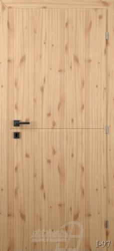 I97 beltéri ajtó minta