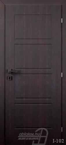 I102 beltéri ajtó minta