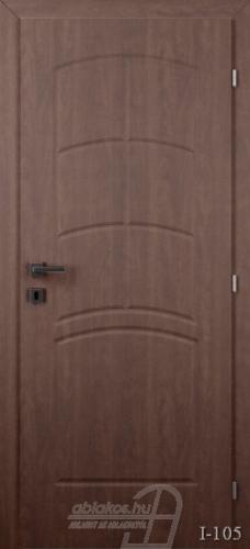 I105 beltéri ajtó minta