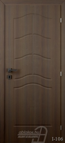 I106 beltéri ajtó minta