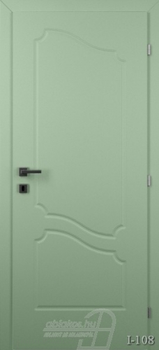 I108 beltéri ajtó minta