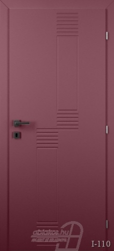 I110 beltéri ajtó minta