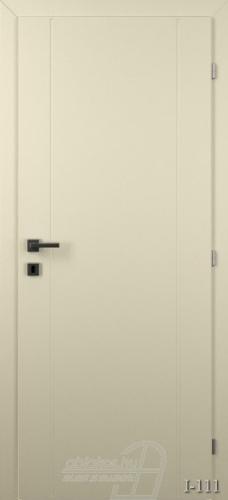 I111 beltéri ajtó minta