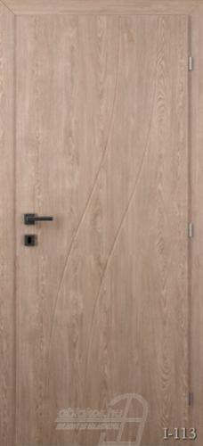 I113 beltéri ajtó minta