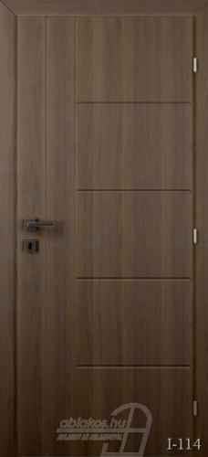 I114 beltéri ajtó minta