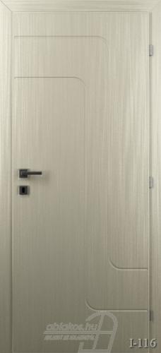 I116 beltéri ajtó minta