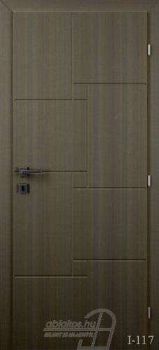 I117 beltéri ajtó minta