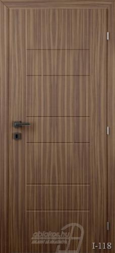 I118 beltéri ajtó minta
