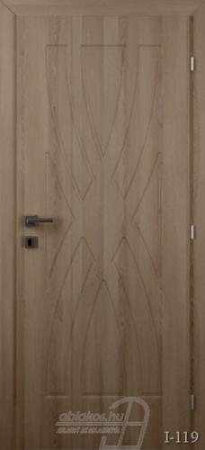 I119 beltéri ajtó minta