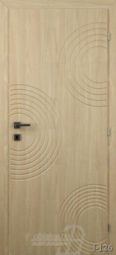 I126 beltéri ajtó minta