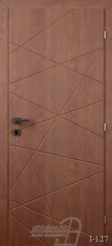 I127 beltéri ajtó minta