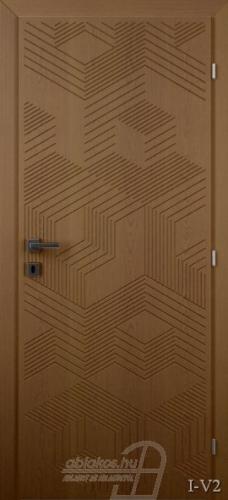 IV2 beltéri ajtó minta