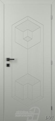IV7 beltéri ajtó minta