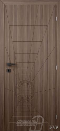 IV9 beltéri ajtó minta